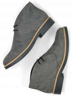 womens desert boots grey 1