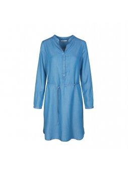 """Dámské modré šaty """"Kati"""""""