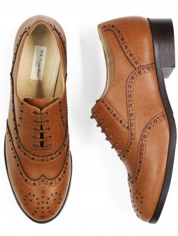 oxford brogues tan 2 1