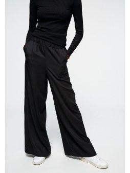 """Dámské černé kalhoty """"NAIMAA"""""""