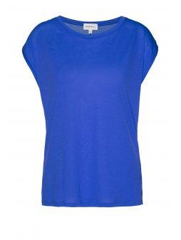 """Dámský modrý top """"JILAA SIGNAL BLUE"""""""