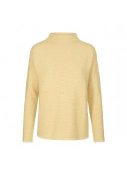 """Dámský žlutý svetřík """"Medine"""""""