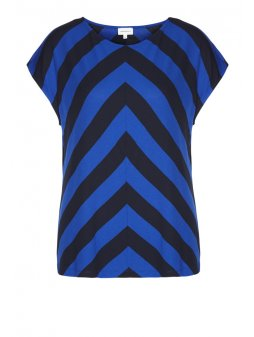 "Dámský top ""ELVAA STRIPE MIX DARK NAVY"""