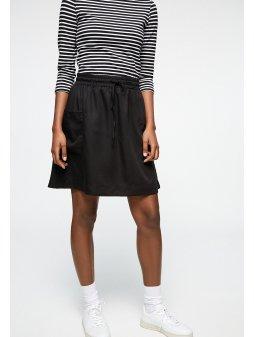 """Dámská černá sukně z eukalyptu """"EMILIAA"""""""