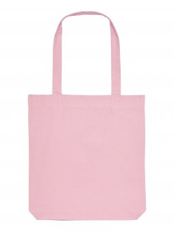 Tote Bag Cotton Pink Packshot Front Main 0