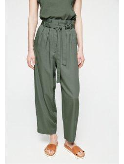 """Dámské zelené kalhoty """"TIMEAA Fresh Olive"""""""