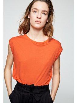 "Dámský oranžový top ""JILAA CARROT"""