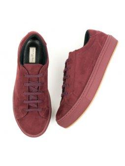"""Dámské vínové tenisky """"Colour Sneakers Wine"""" - nový model"""