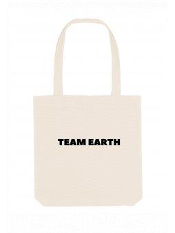 """Plátěná taška """"TEAM EARTH"""""""