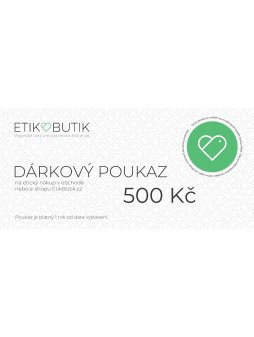 poukaz 500