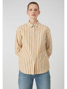 """Dámská košile """"ONERVAA caramel"""""""