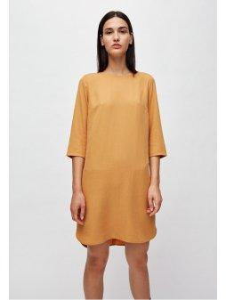 """Dámské žluté šaty """"Fiannaa Caramel"""""""