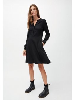 "Dámské černé šaty ""INAARI BLACK"""