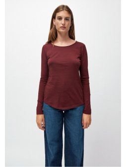 """Dámské tričko s dlouhým rukávem """"ROJAA port wine"""""""