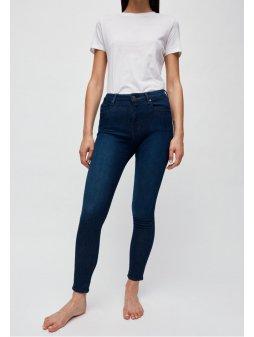 "Dámské modré džíny ""TILLAA X STRETCH sea blue"""
