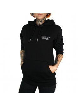 "Unisex mikina s potiskem ""There is no planet B"""