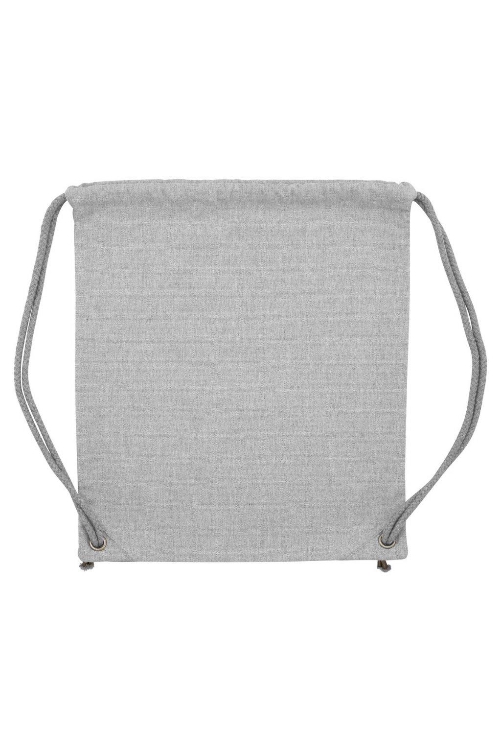 Gym Bag Heather Grey Packshot Front Main 0