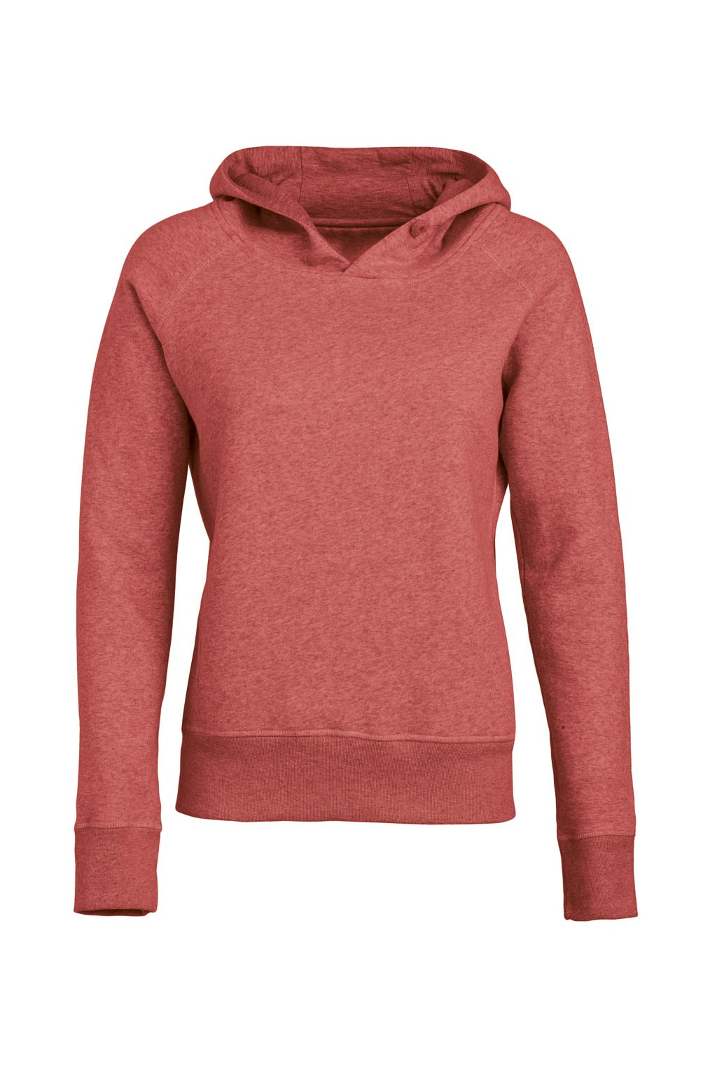 P W137 ST Says front Mid Heather red