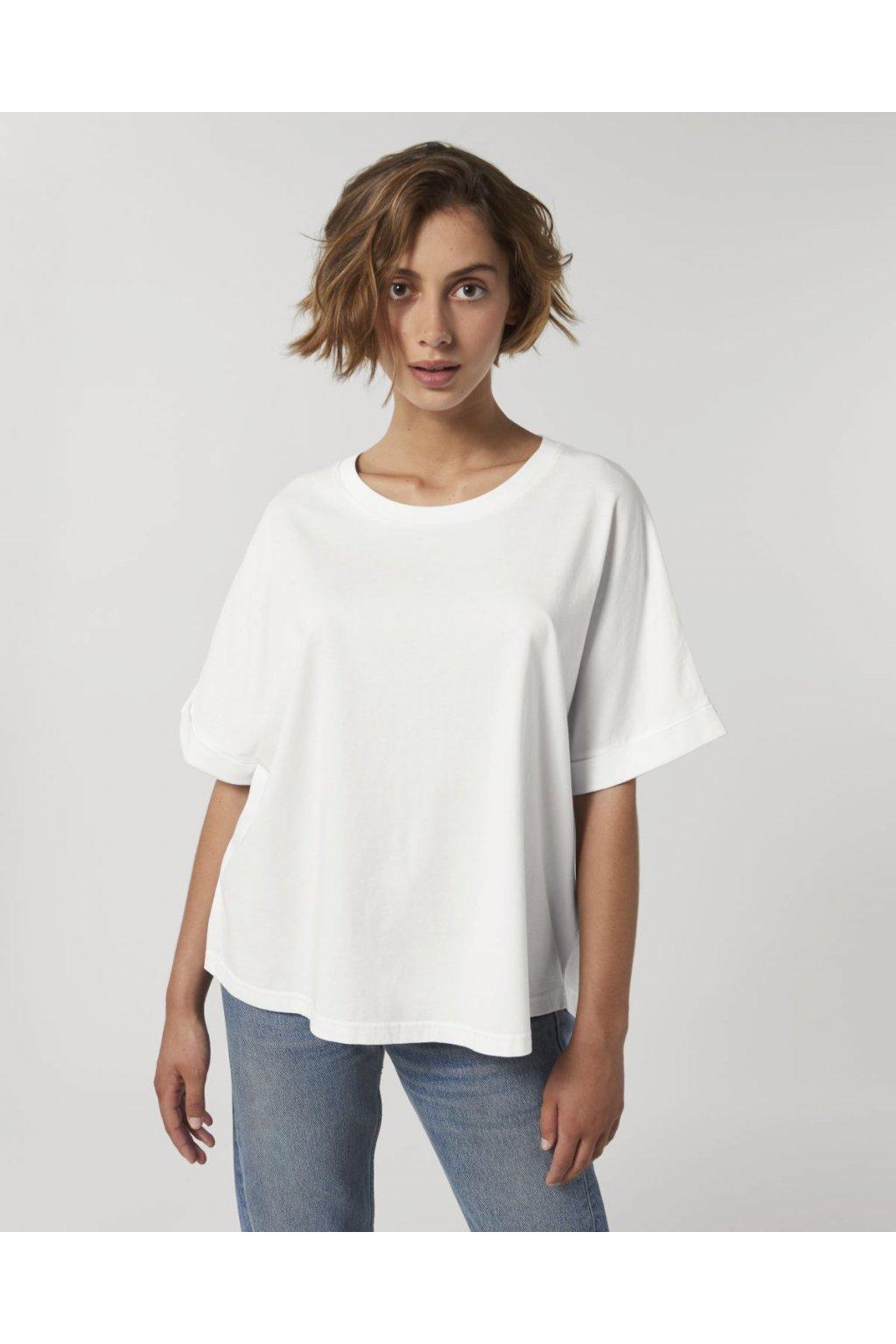 "Dámske tričko ""Stella Collider Vintage"" White"