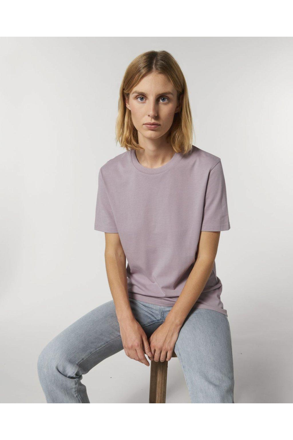 """Unisex tričko """"Creator Lilac Petal"""""""