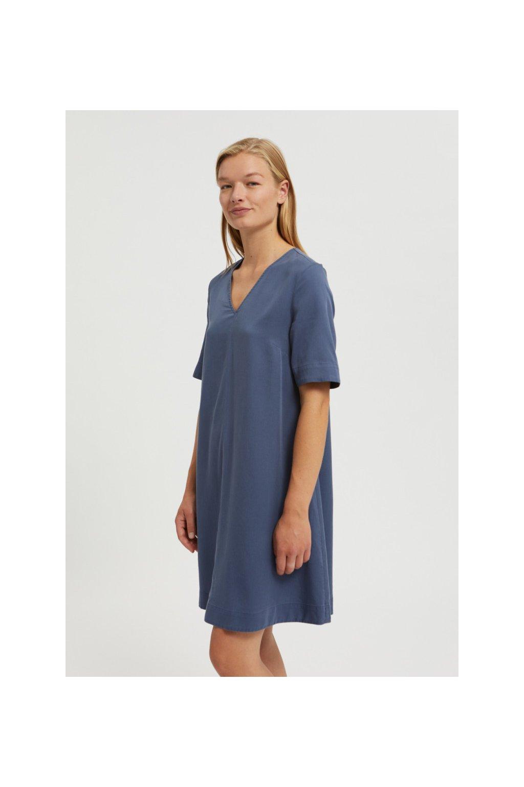 """Dámske modré šaty """"AAMAYA foggy blue"""""""