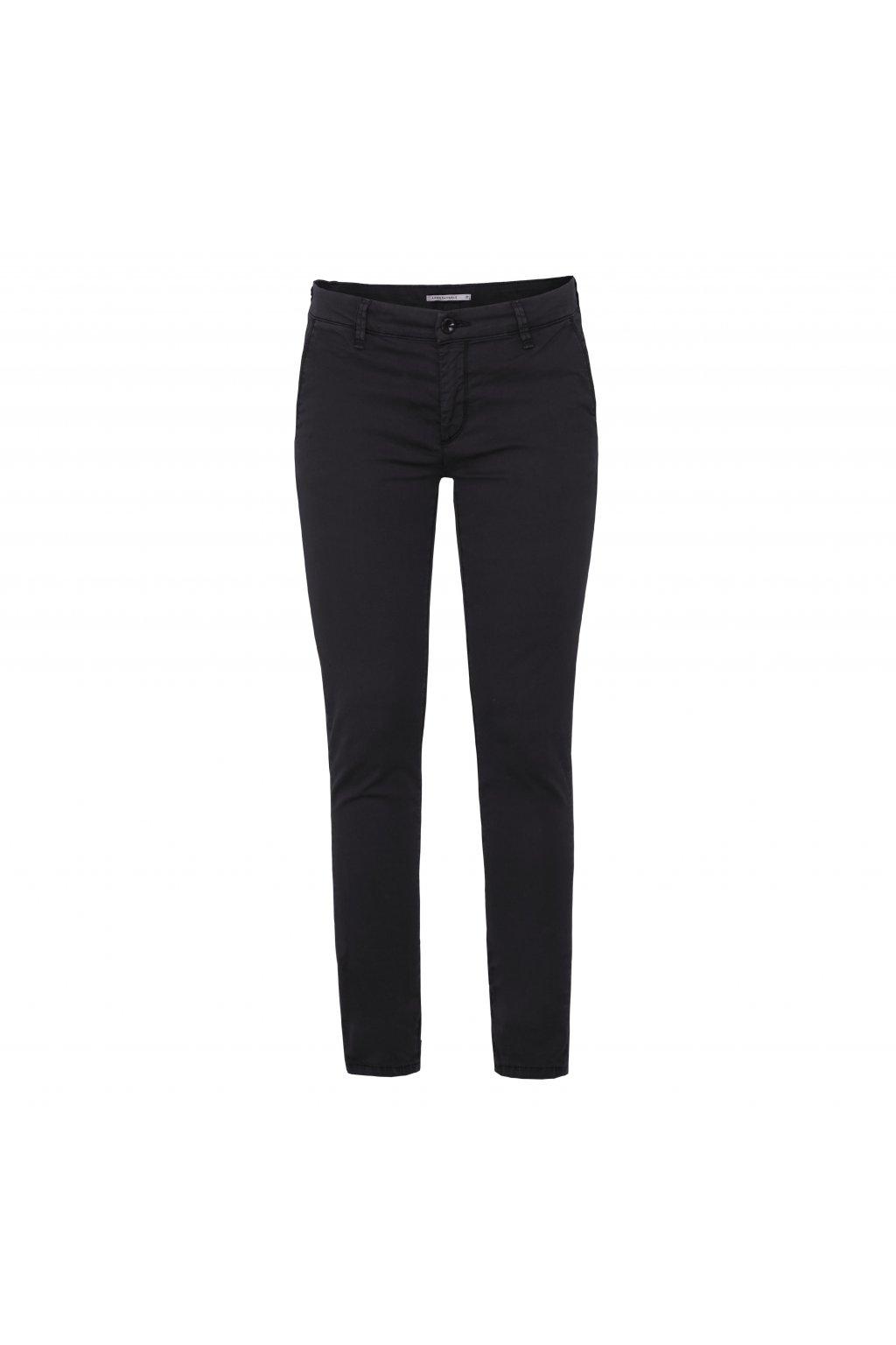 """Dámské černé chino kalhoty """"Jules"""" (Velikost 25/32)"""