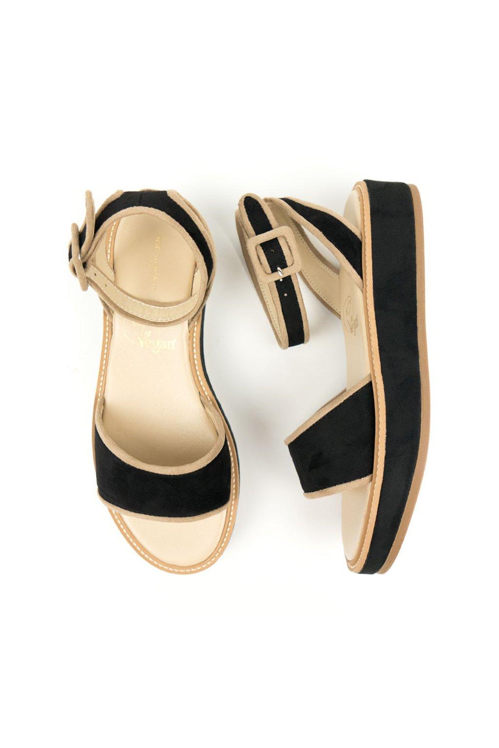 "Dámske sandále na platforme ""Sandals"""