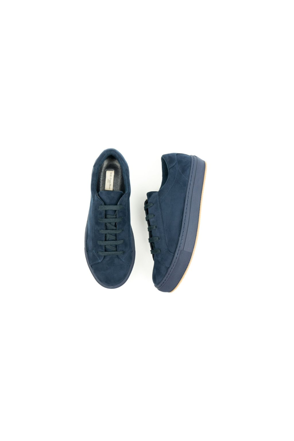 """Dámske modré tenisky """"Colour Sneakers Blue"""""""