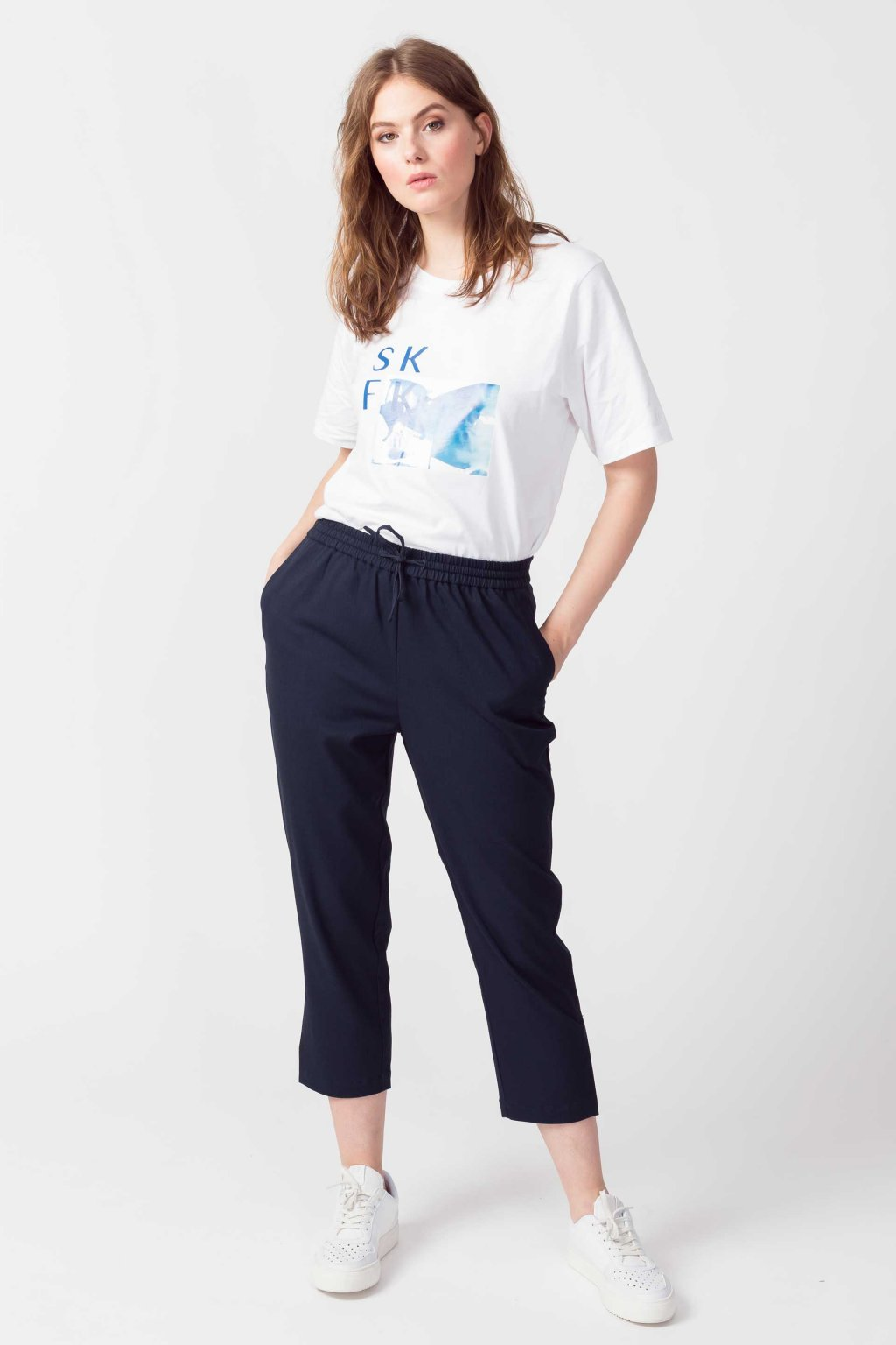 trouser organic cotton kima skfk wtr00275 b9 ofb