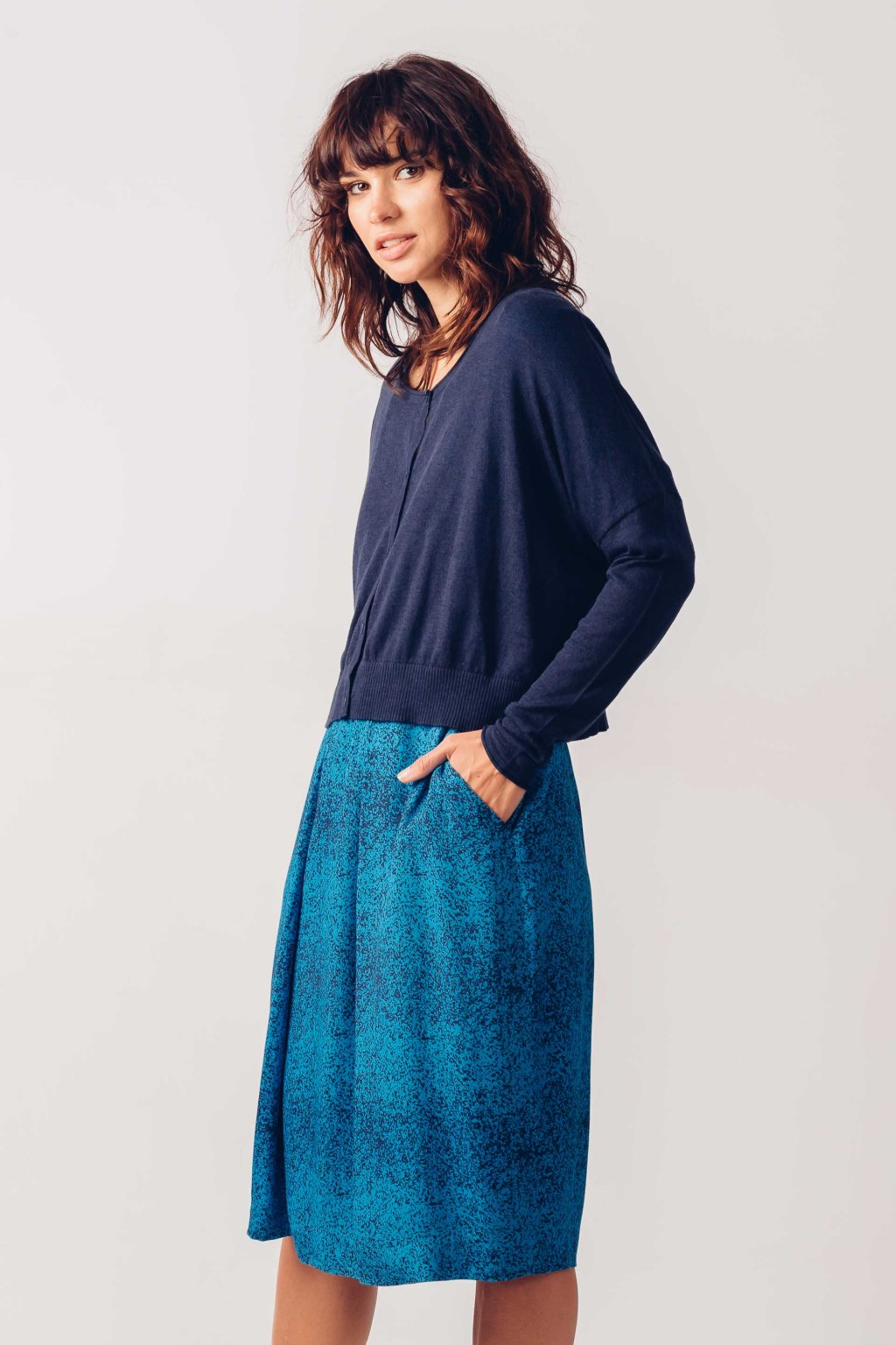 sweater lyocell ainho skfk wsw00399 bx ofb