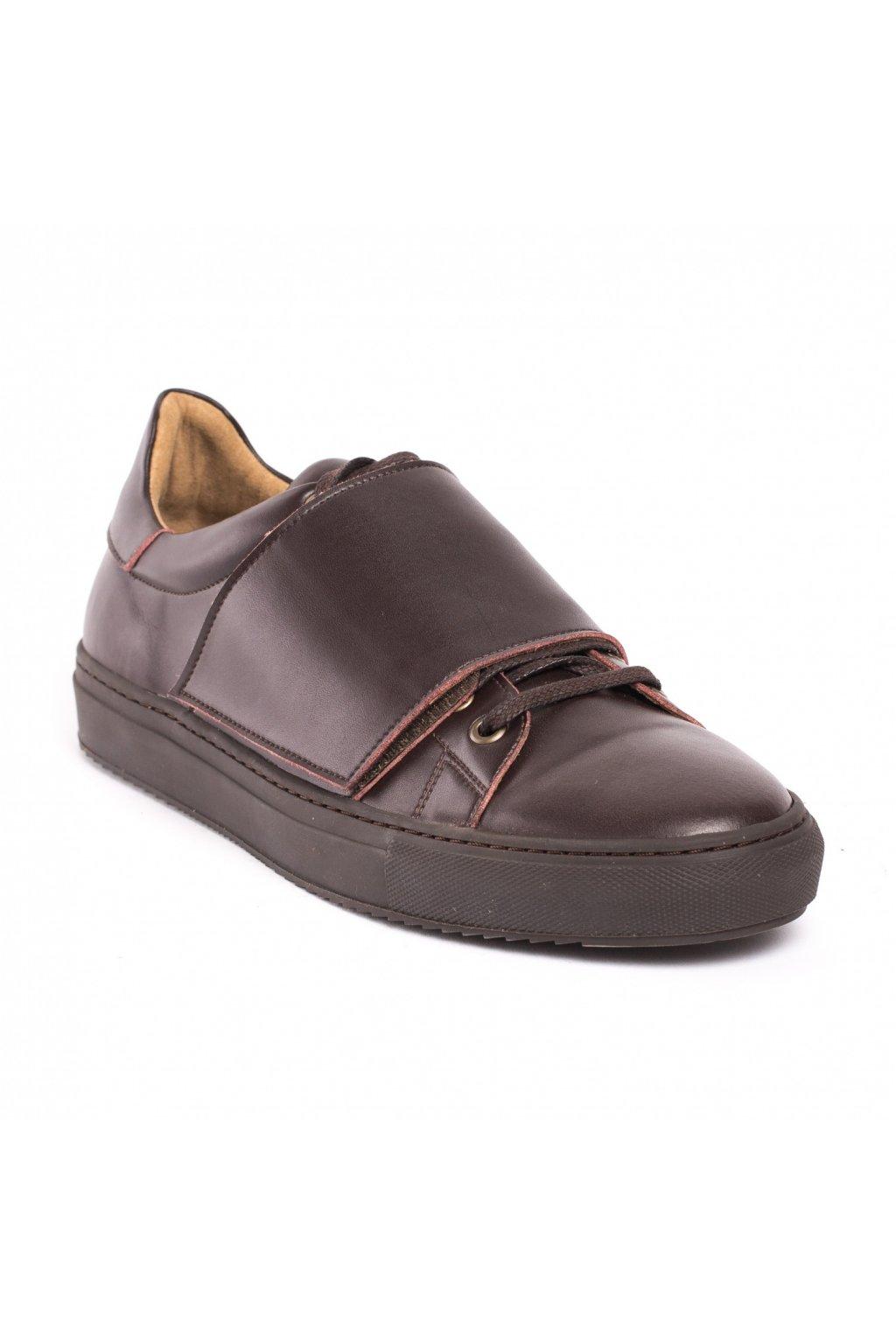 """Pánske hnedé topánky """"Zero Brown"""""""