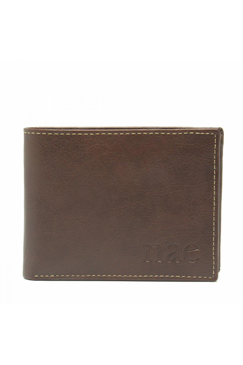 """Pánska hnedá peňaženka """"Lyon"""""""