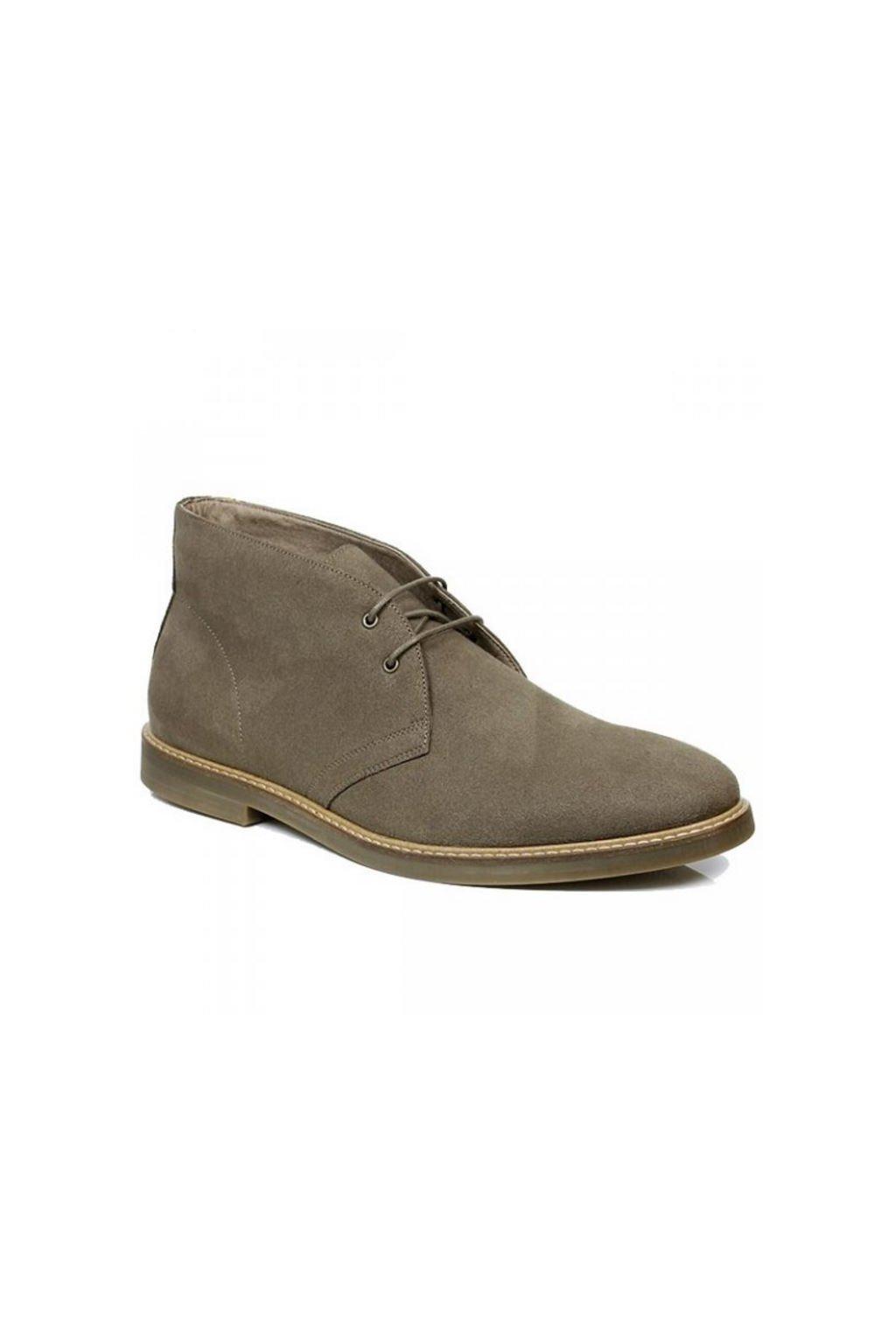 """Pánske členkové topánky """"Signature Deserts Taupe"""" - starý model"""