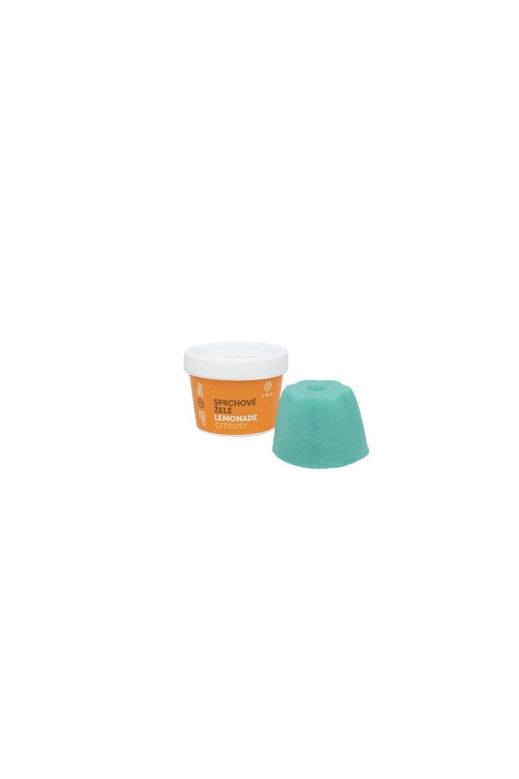 8981 two cosmetics sprchove zele lemonade citrusy 100 g