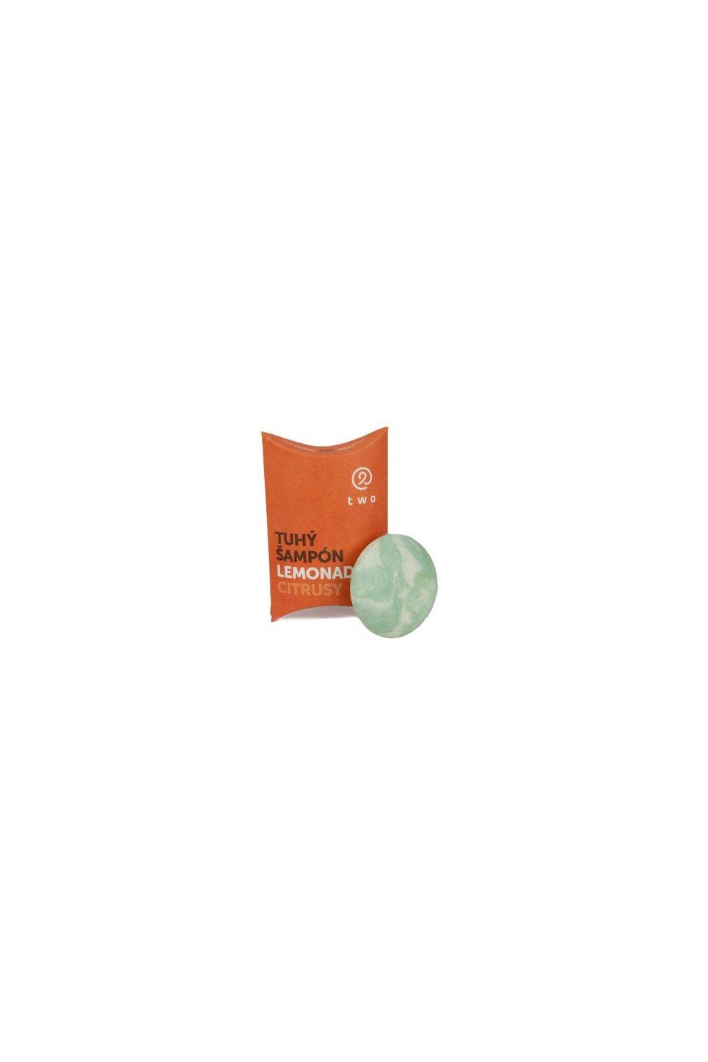 8999 two cosmetics tuhy sampon pro lesk a vitalitu lemonade citrusy 85 g
