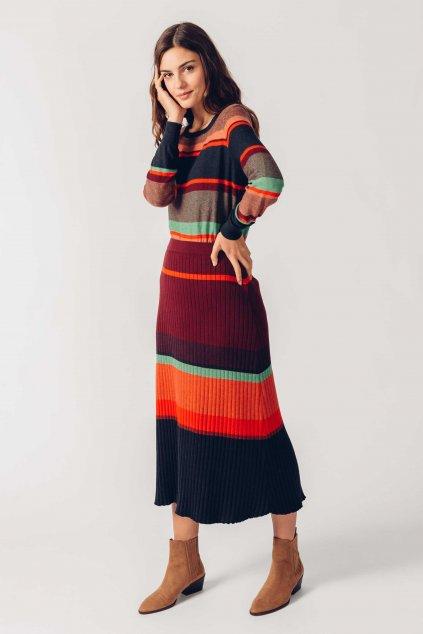 "Dámska pletená sukňa ""AINARA"""