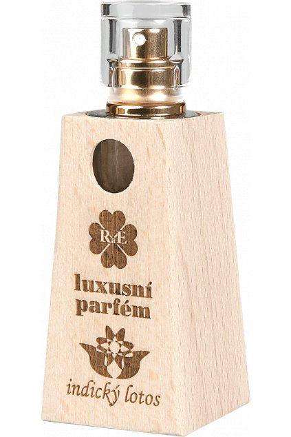 RaE Luxusný tekutý parfém - Indický lotos (30 ml)