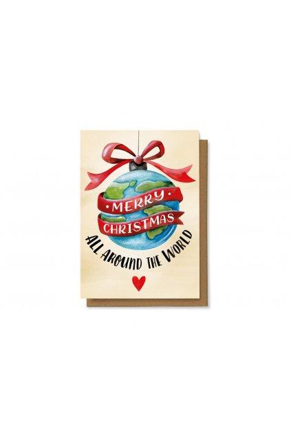Chaukiss prianie - Merry Christmas all around the world