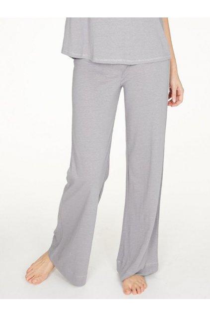 wsb4871 pebble grey nellie pebble grey bamboo pyjama trousers 1 4