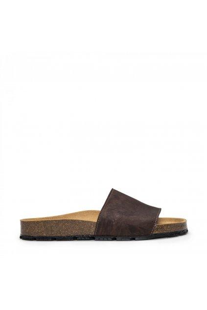 """Unisex hnedé sandálky """"Bay Cork"""""""