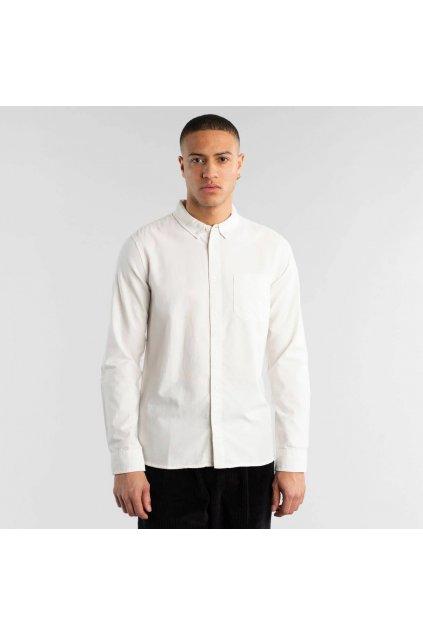 """Pánska biela košeľa """"Varberg Off-White"""""""
