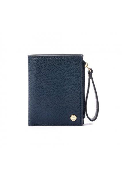 "Dámska tmavomodrá peňaženka ""Cloe Blue Notte"""