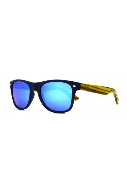"""Ekologické slnečné okuliare Castor """"115 WAY NAVY BLUE"""""""