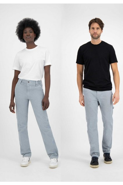Unisex Sustainable Jeans Will Works Undyed Fullfront 2000x