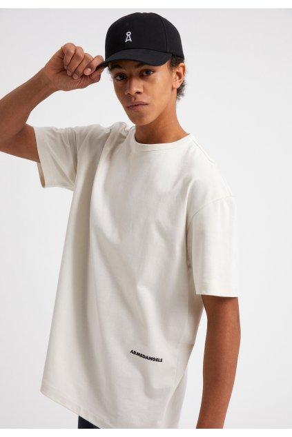 "Pánske biele tričko ""AALEX AACT snow white"""