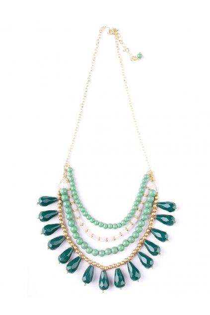 necklace etta green