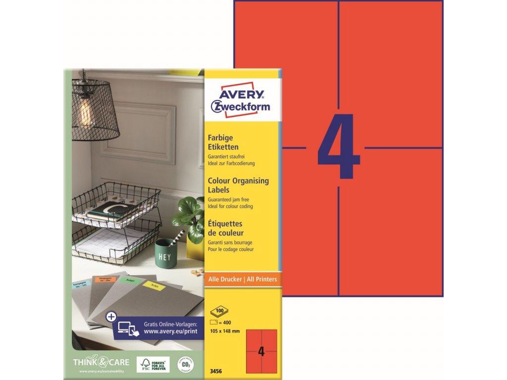 Avery Zweckform 3456