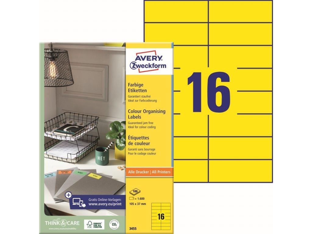 Avery Zweckform 3455