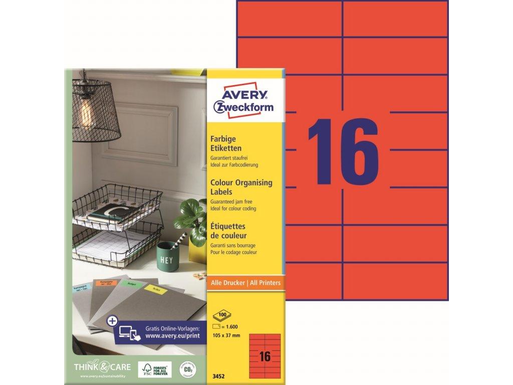Avery Zweckform 3452