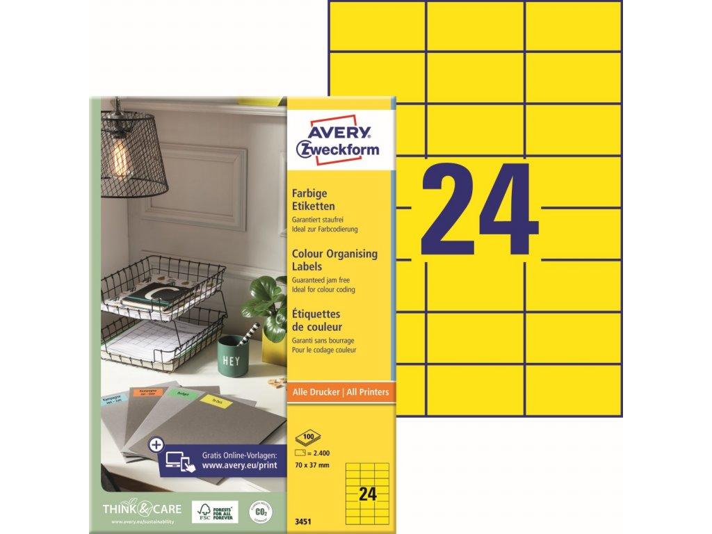Avery Zweckform 3451